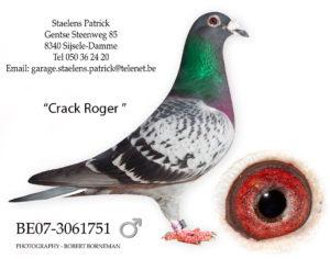 BE07-3061751 Crack Roger